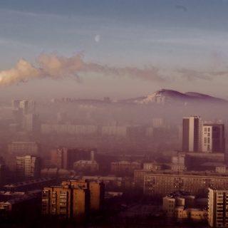 Режим неблагоприятных метеорологических условий в Красноярске